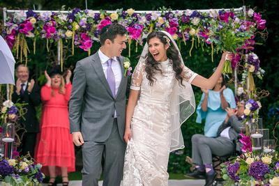 Manchester Jewish Wedding Photographer - Rebecca & Davidi - High Res 398