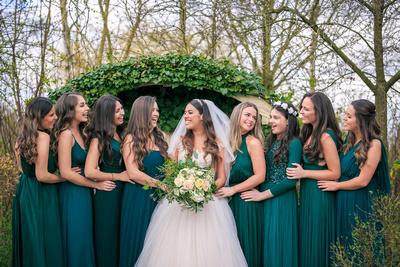 Styal Lodge Wedding Photography - Jade & Ste - High Res -291