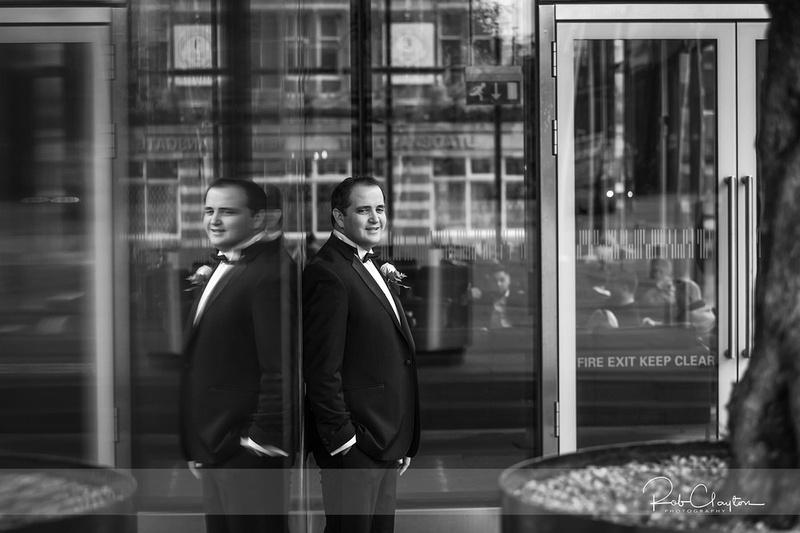 Mintz-Willman Wedding - Hilton Hotel, Manchester 036