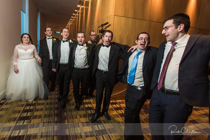 Mintz-Willman Wedding - Hilton Hotel, Manchester 070