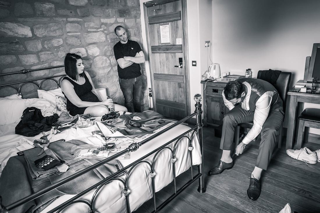 Heaton House Farm Wedding Photography - Nicola & Daniel Blog 24