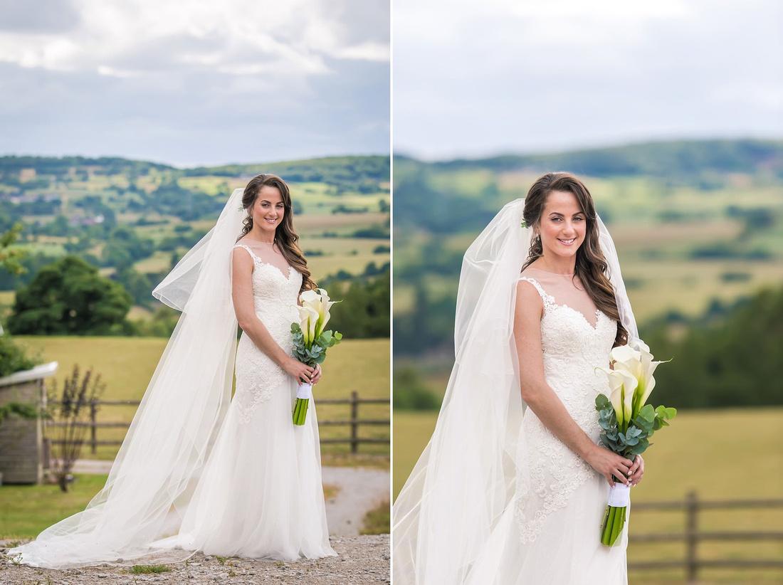 Heaton House Farm Wedding Photography - Nicola & Daniel Blog 40
