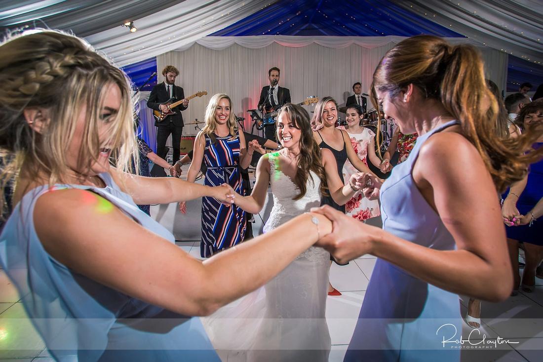Heaton House Farm Wedding Photography - Nicola & Daniel Blog 50