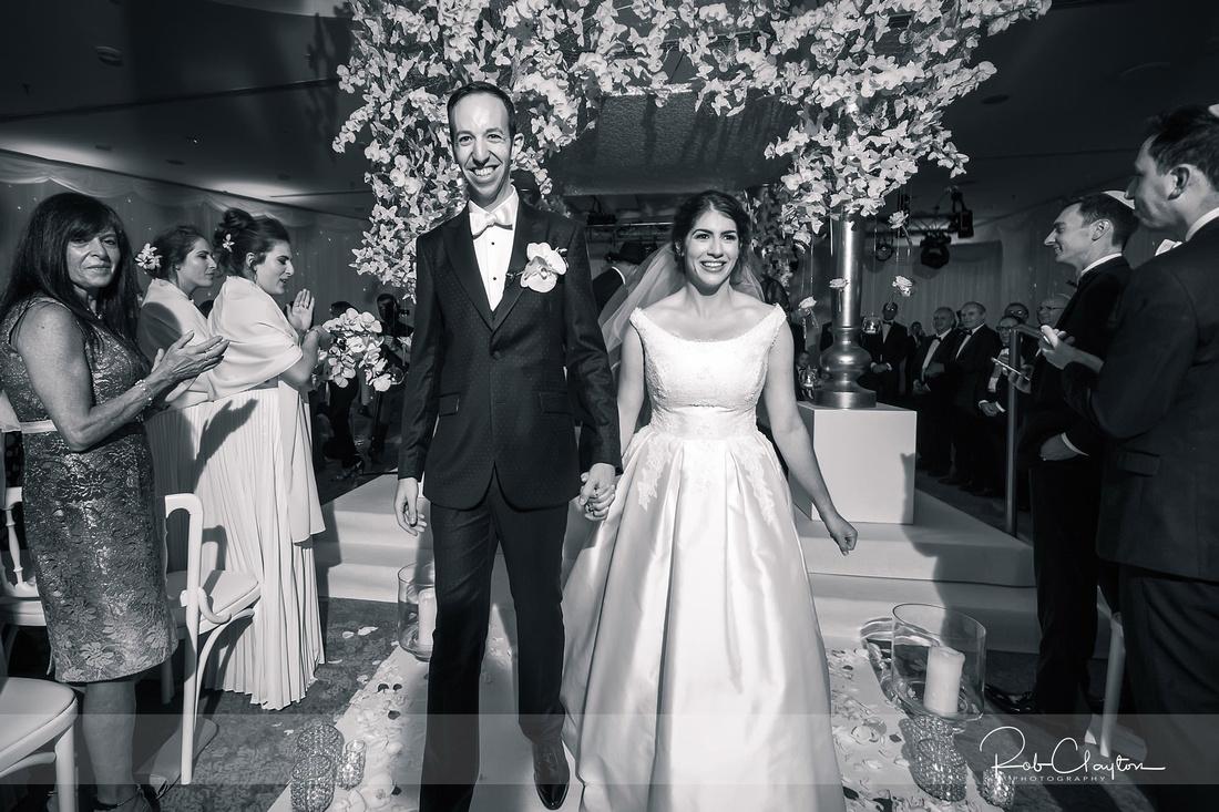 Lowry Hotel Manchester Wedding Photographer - Michaela & Rob Blog 33