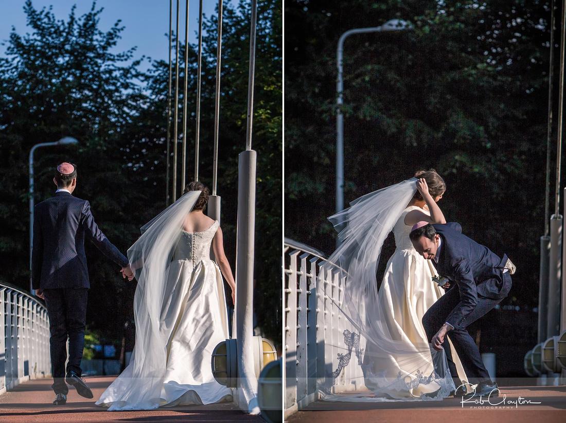 Lowry Hotel Manchester Wedding Photographer - Michaela & Rob Blog 35