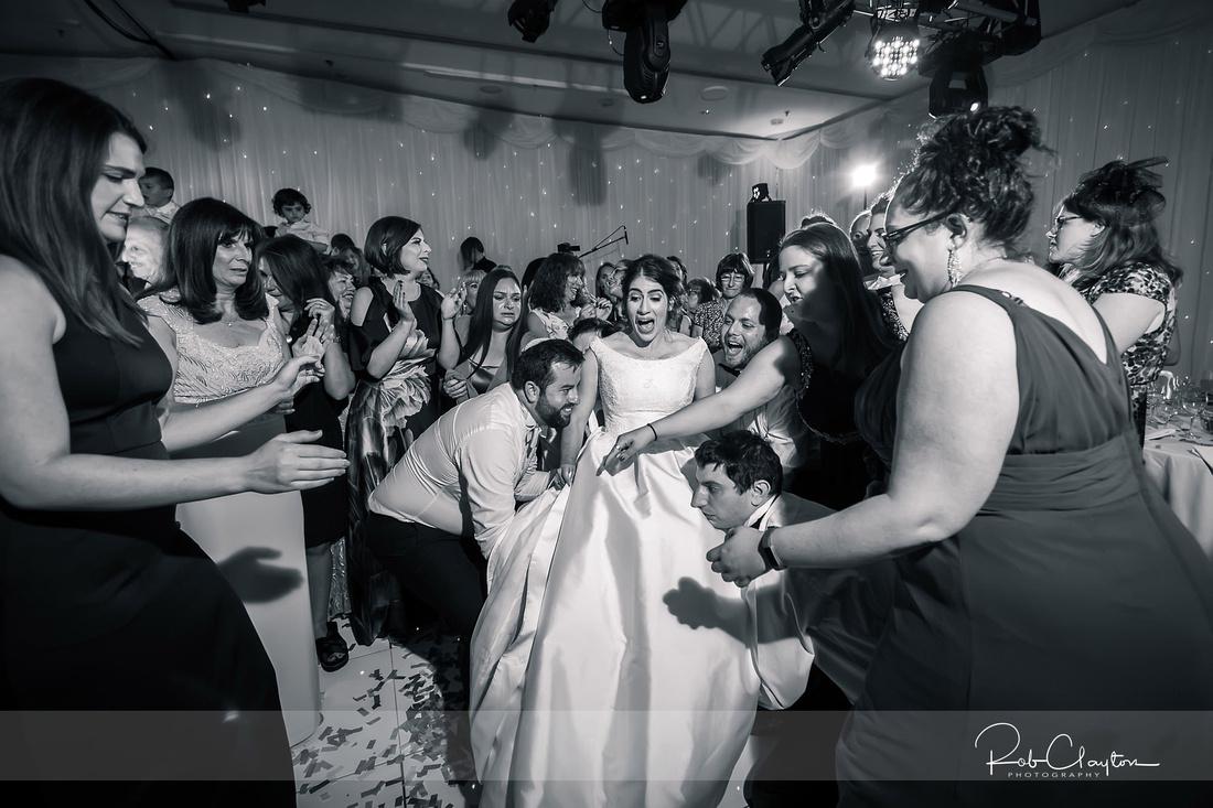 Lowry Hotel Manchester Wedding Photographer - Michaela & Rob Blog 45