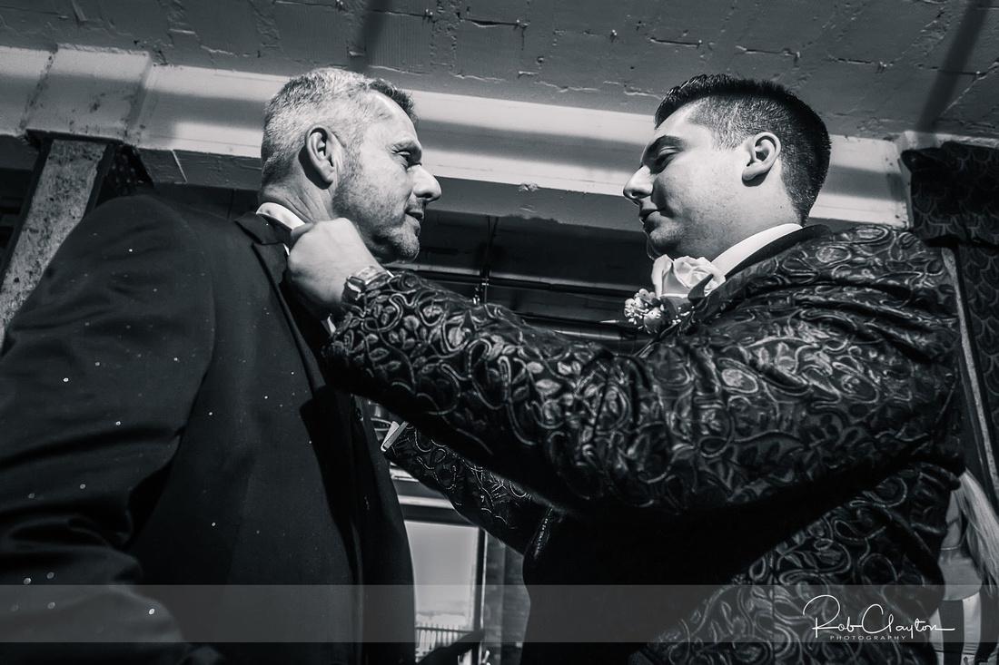 Victoria Warehouse Manchester Wedding Photographer - Michael & Saima Blog 29