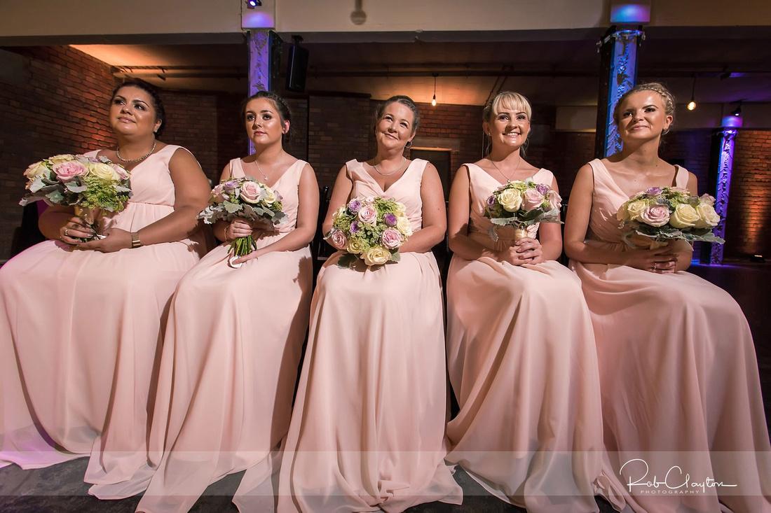 Victoria Warehouse Manchester Wedding Photographer - Michael & Saima Blog 39