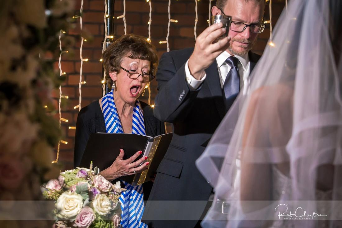 Victoria Warehouse Manchester Wedding Photographer - Michael & Saima Blog 40