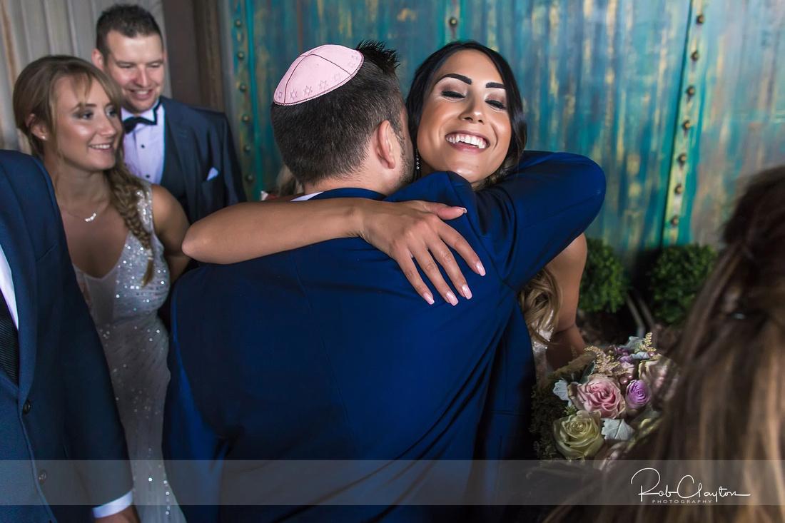 Victoria Warehouse Manchester Wedding Photographer - Michael & Saima Blog 44
