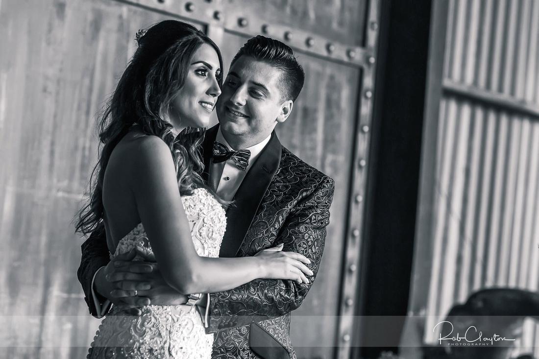Victoria Warehouse Manchester Wedding Photographer - Michael & Saima Blog 47
