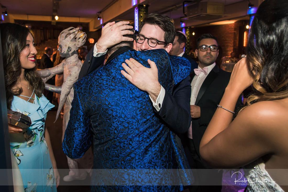 Victoria Warehouse Manchester Wedding Photographer - Michael & Saima Blog 48