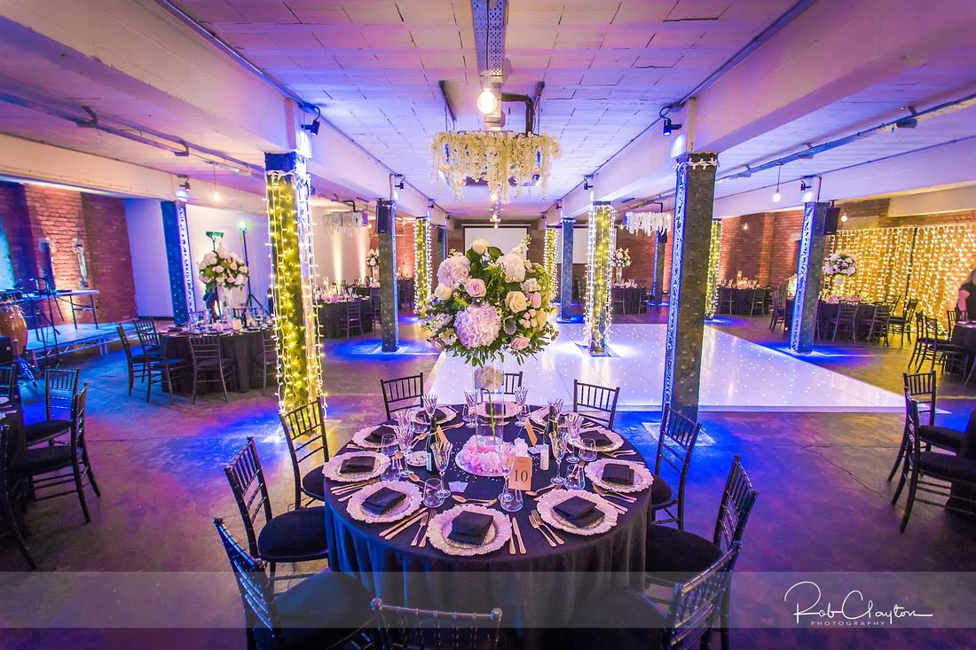 Victoria Warehouse Manchester Wedding Photographer - Michael & Saima Blog 51