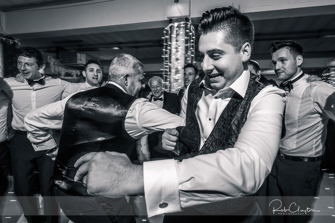 Victoria Warehouse Manchester Wedding Photographer - Michael & Saima Blog 54