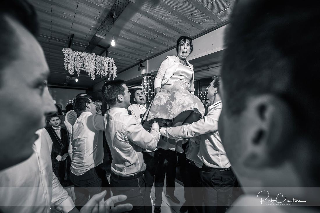 Victoria Warehouse Manchester Wedding Photographer - Michael & Saima Blog 65
