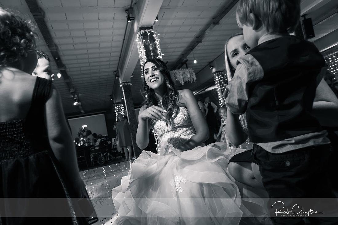 Victoria Warehouse Manchester Wedding Photographer - Michael & Saima Blog 75