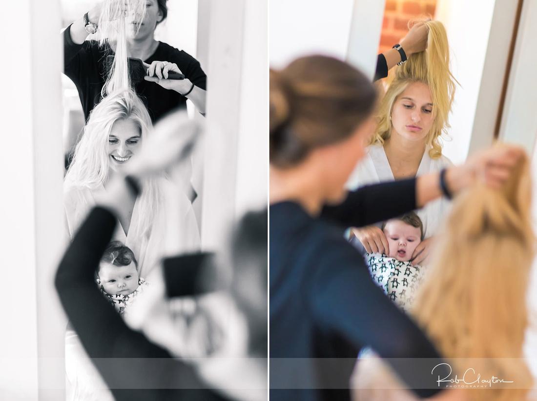 Sefton Palm House Wedding Photography - H&J 005