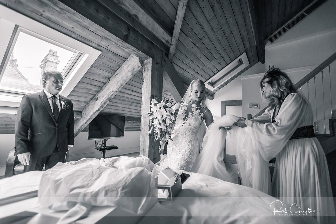 Sefton Palm House Wedding Photography - H&J 015