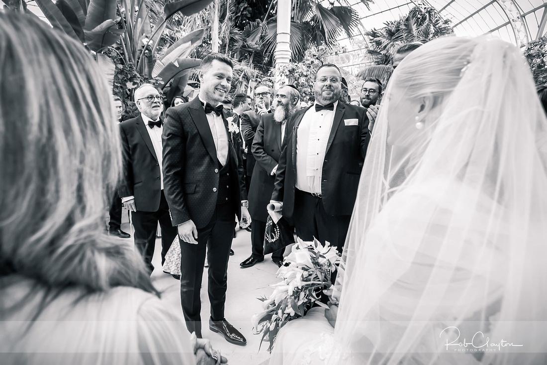 Sefton Palm House Wedding Photography - H&J 027
