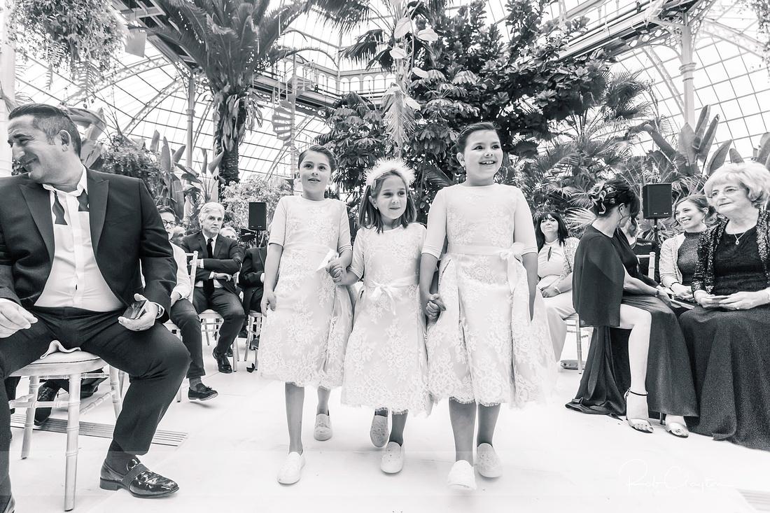 Sefton Palm House Wedding Photography - H&J 032