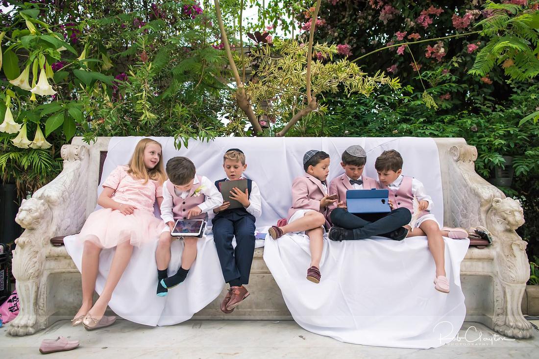 Sefton Palm House Wedding Photography - H&J 048