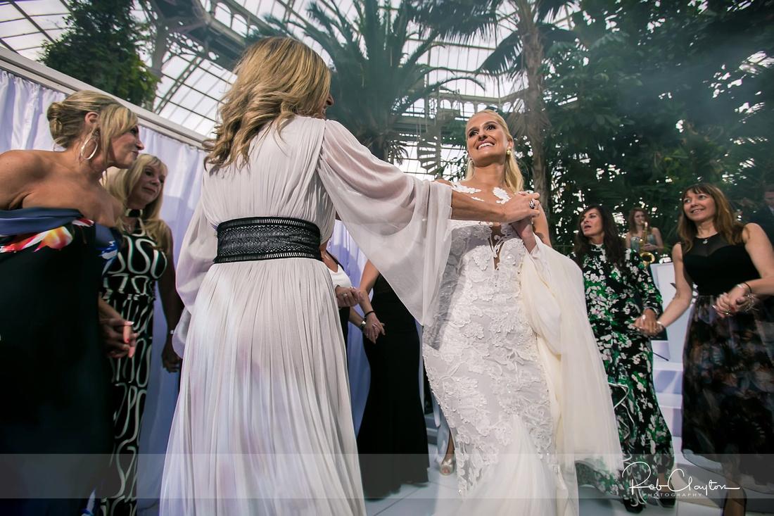Sefton Palm House Wedding Photography - H&J 055