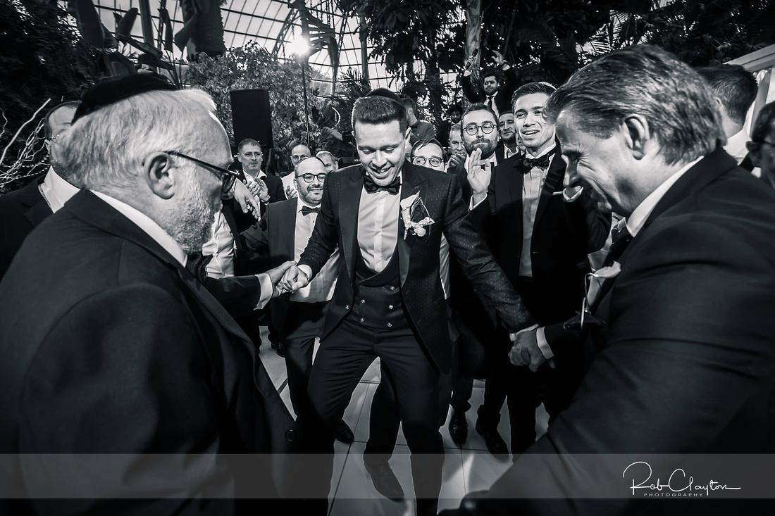Sefton Palm House Wedding Photography - H&J 056