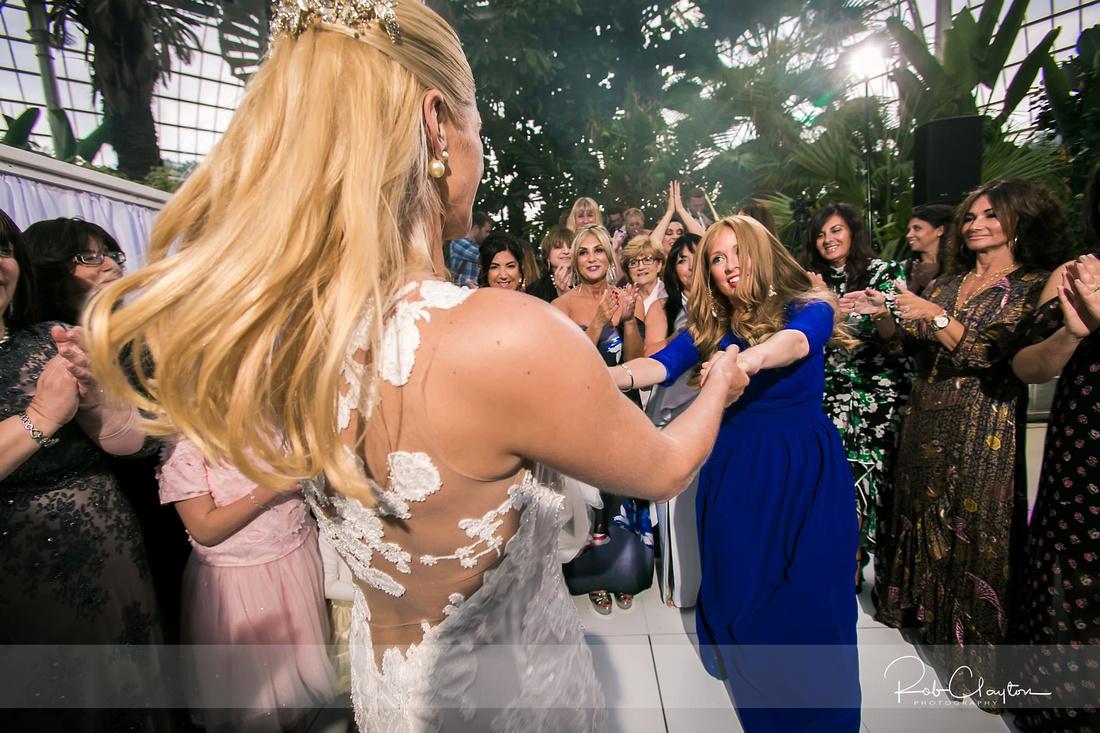 Sefton Palm House Wedding Photography - H&J 059