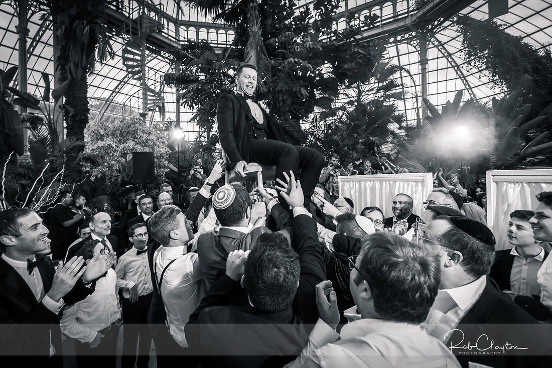 Sefton Palm House Wedding Photography - H&J 061