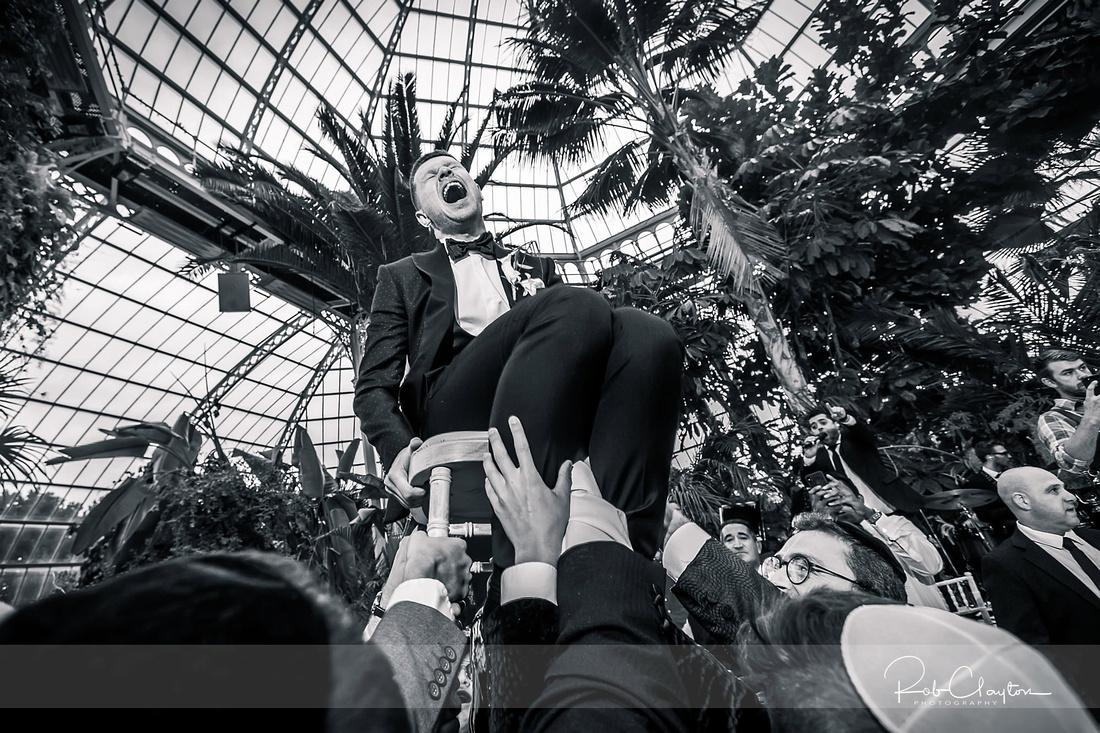 Sefton Palm House Wedding Photography - H&J 062
