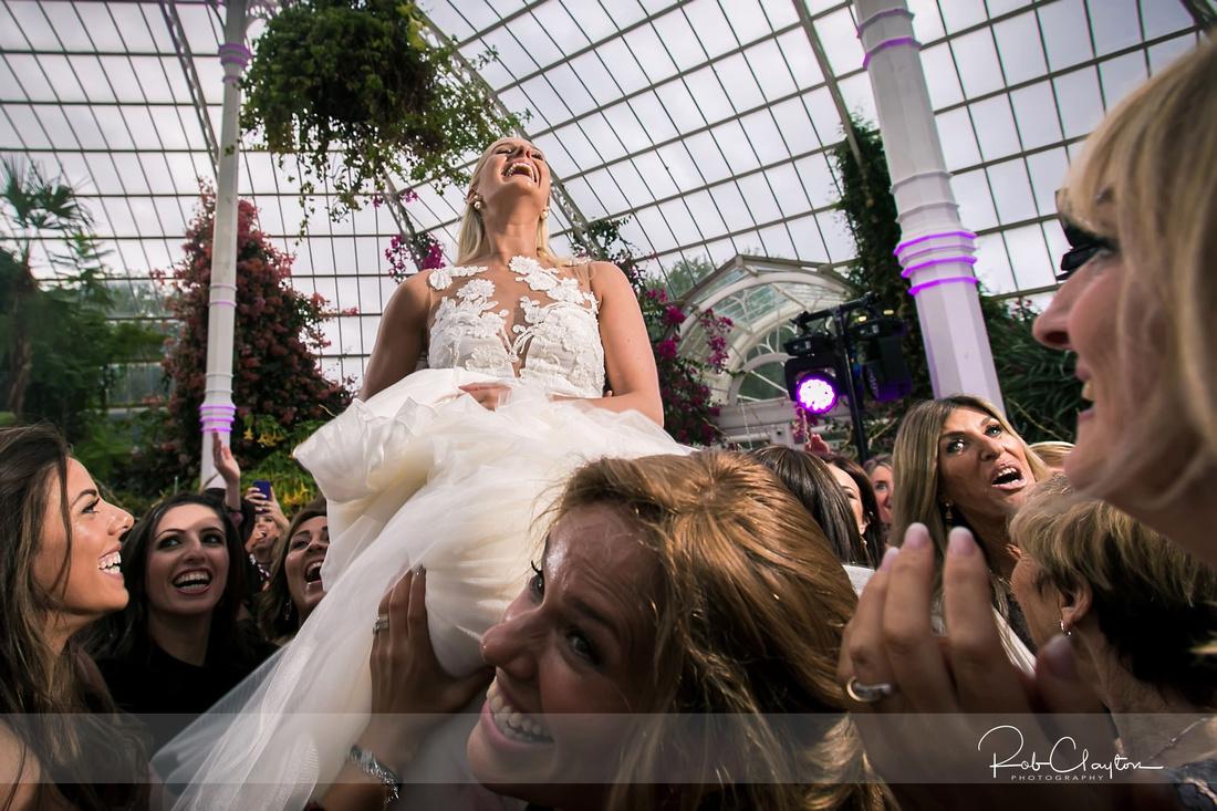 Sefton Palm House Wedding Photography - H&J 063