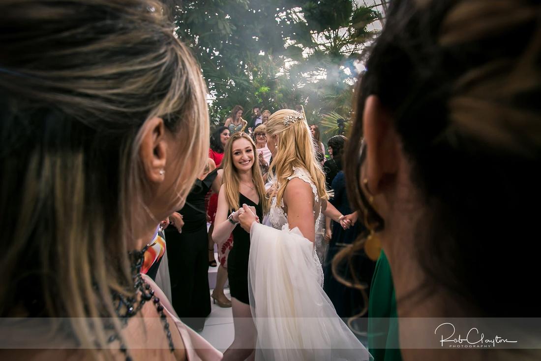 Sefton Palm House Wedding Photography - H&J 065
