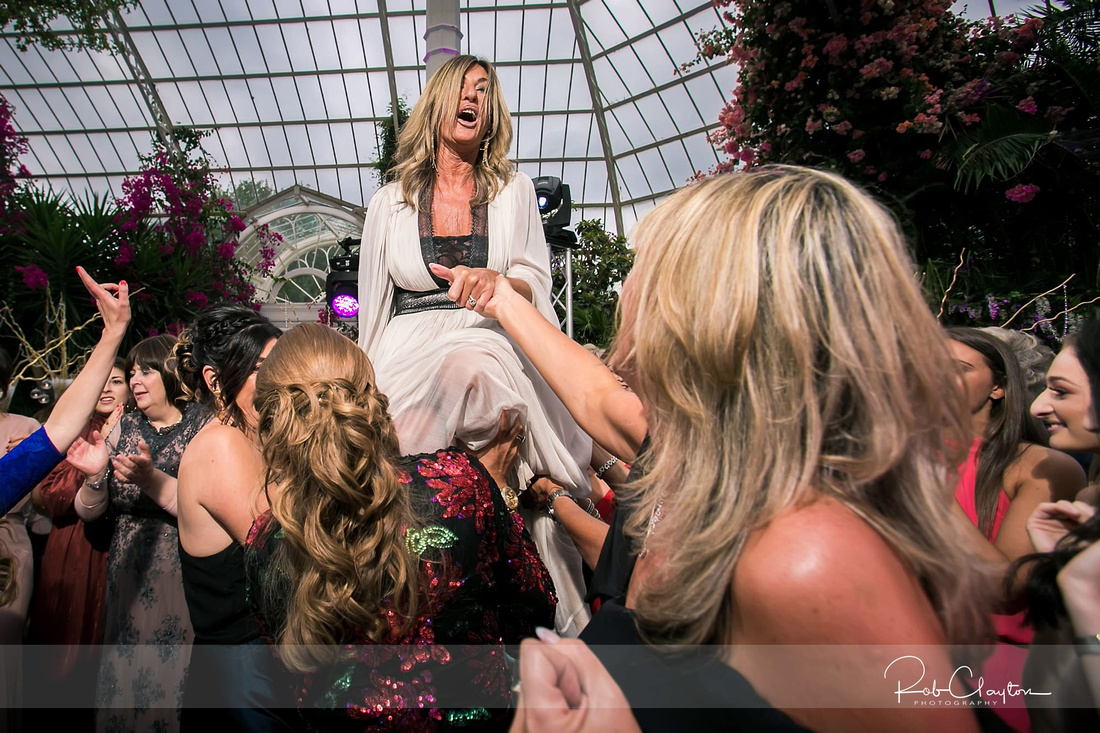 Sefton Palm House Wedding Photography - H&J 064