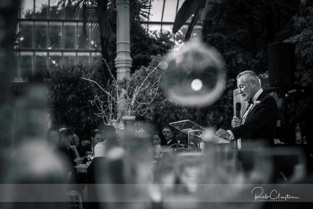 Sefton Palm House Wedding Photography - H&J 071