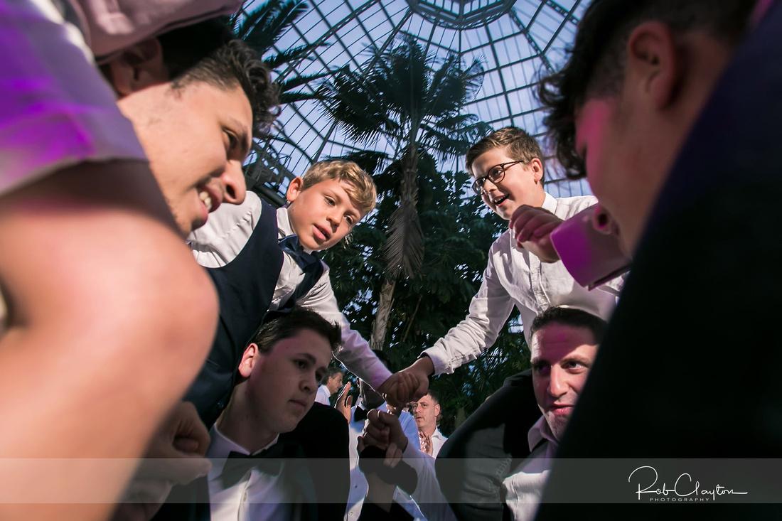 Sefton Palm House Wedding Photography - H&J 078