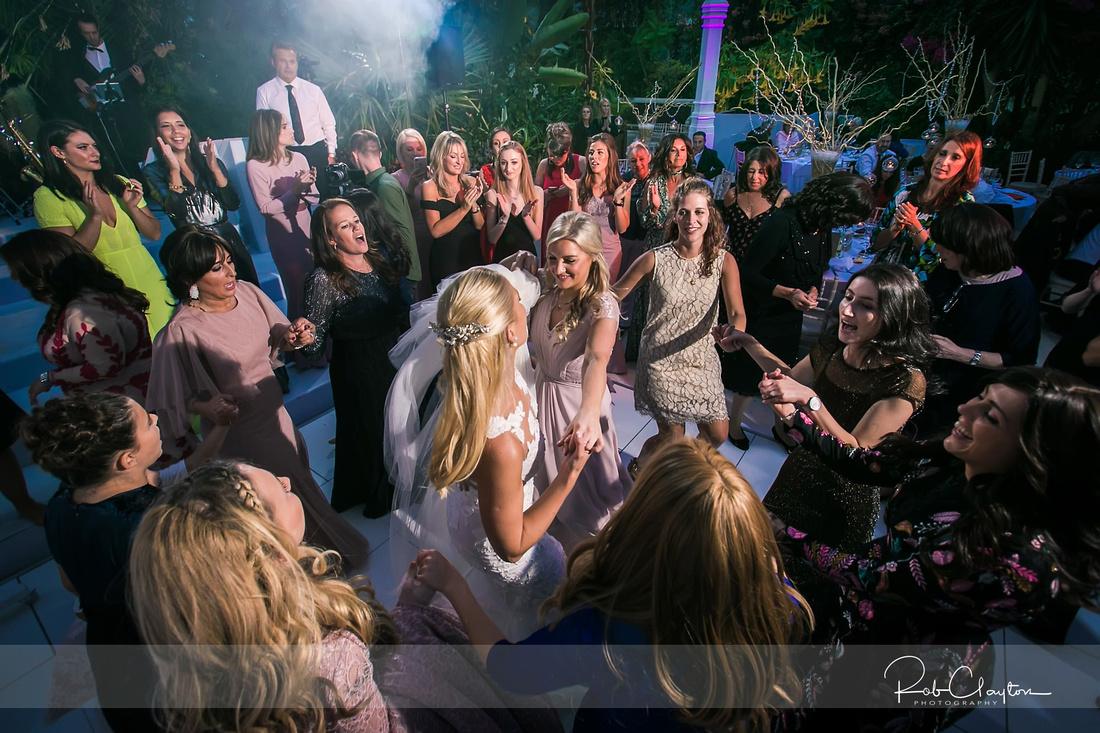 Sefton Palm House Wedding Photography - H&J 079