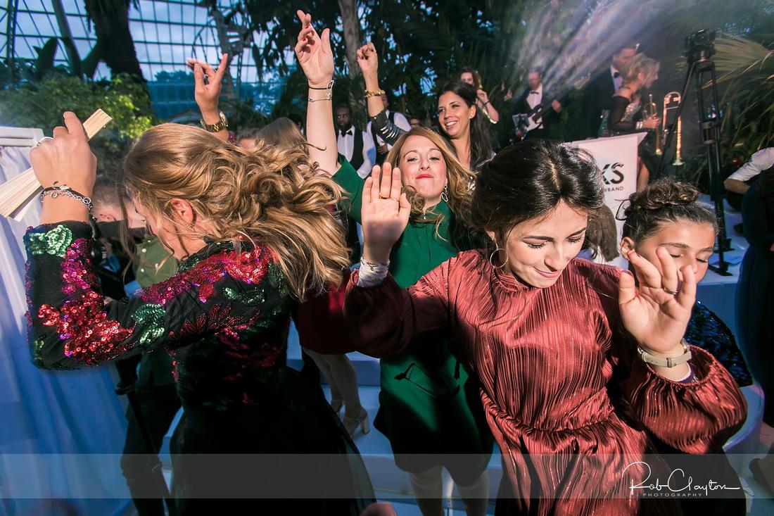Sefton Palm House Wedding Photography - H&J 081