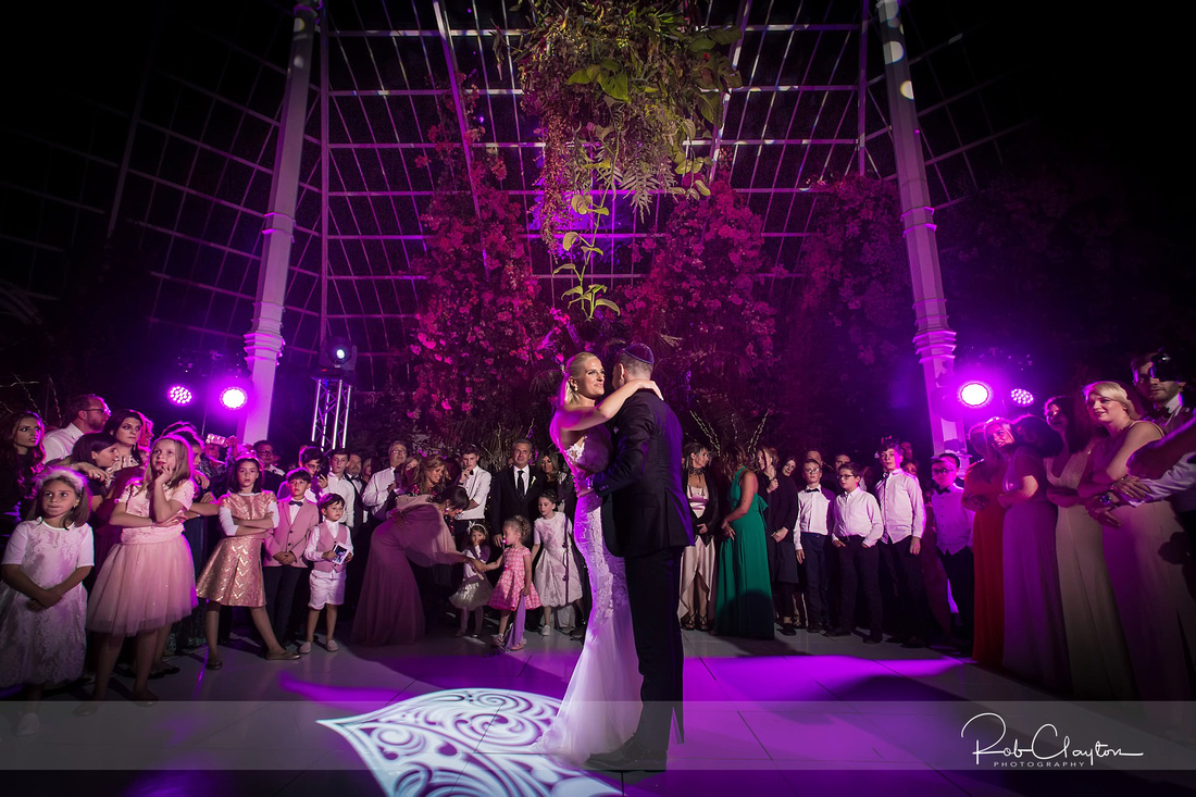 Sefton Palm House Wedding Photography - H&J 091