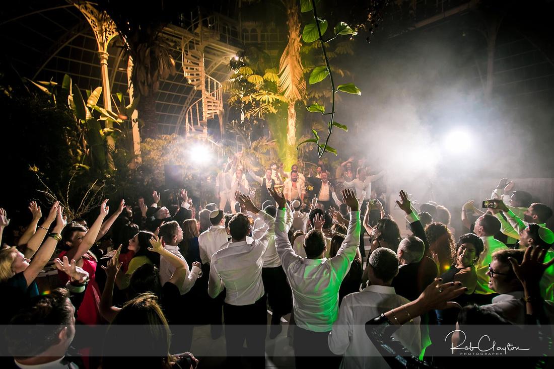 Sefton Palm House Wedding Photography - H&J 099
