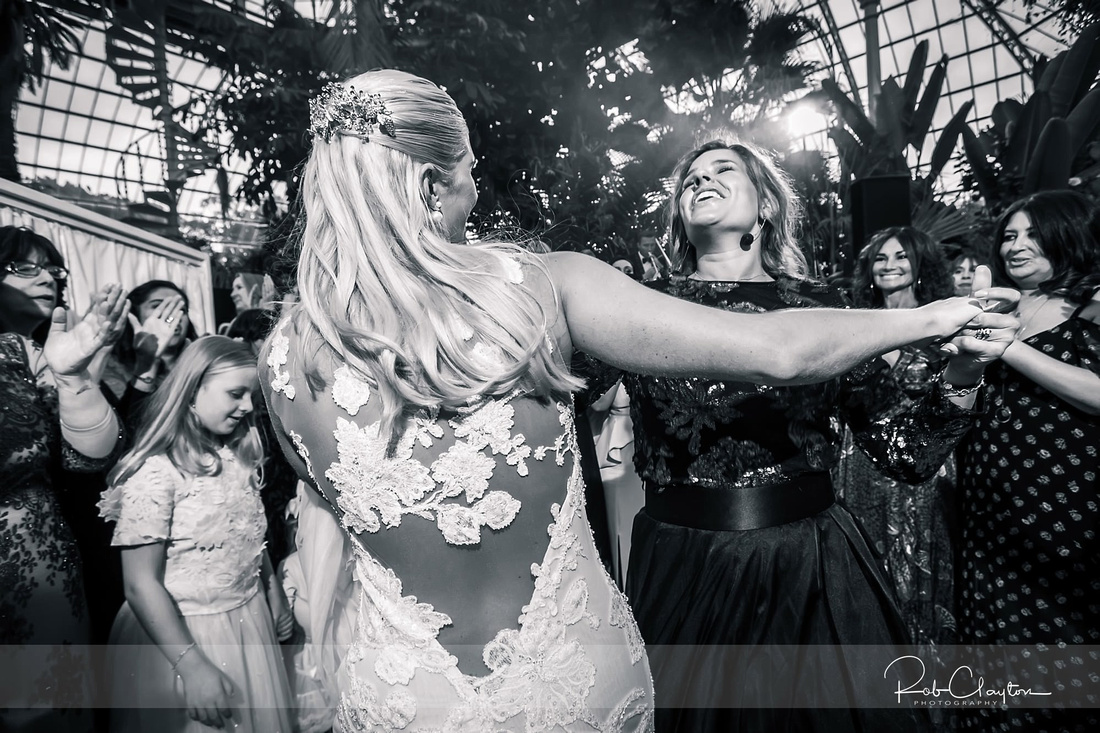 Sefton Palm House Wedding Photography - H&J 058