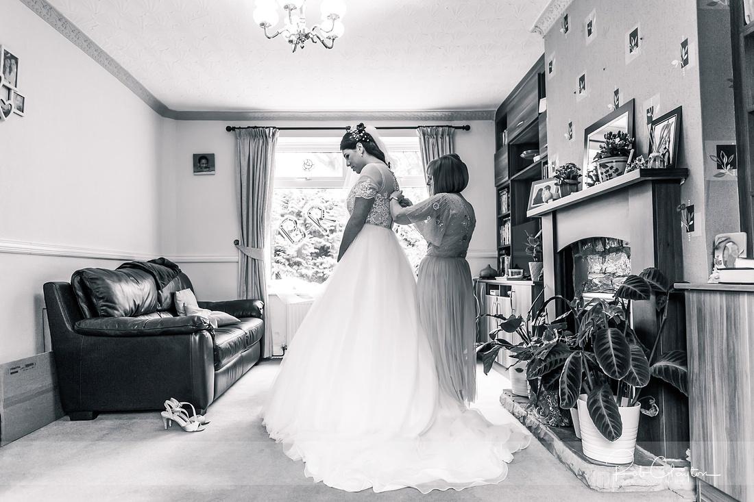 Manchester Jewish Wedding Photographer - Shana & Jonny Blog 02