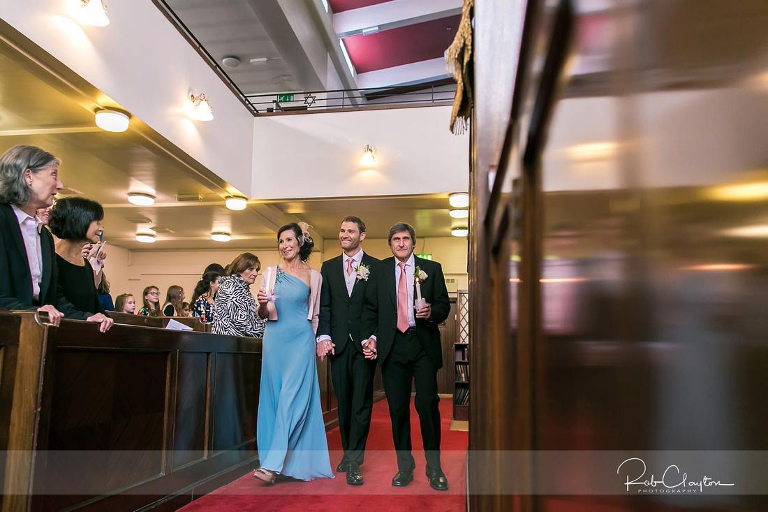 Manchester Jewish Wedding Photographer - Shana & Jonny Blog 24