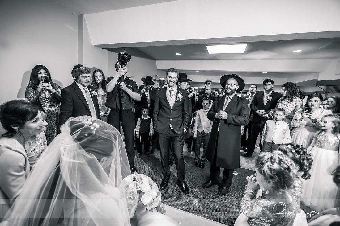 Manchester Jewish Wedding Photographer - Shana & Jonny Blog 23