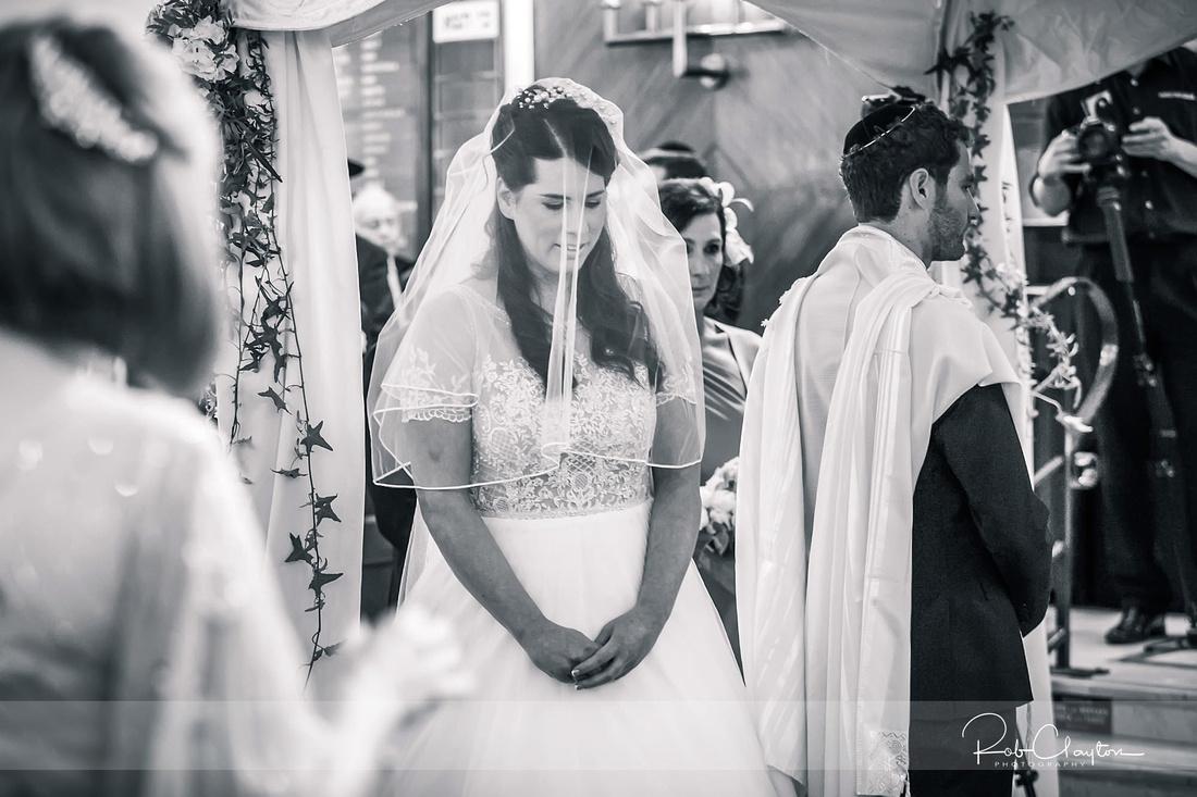 Manchester Jewish Wedding Photographer - Shana & Jonny Blog 30