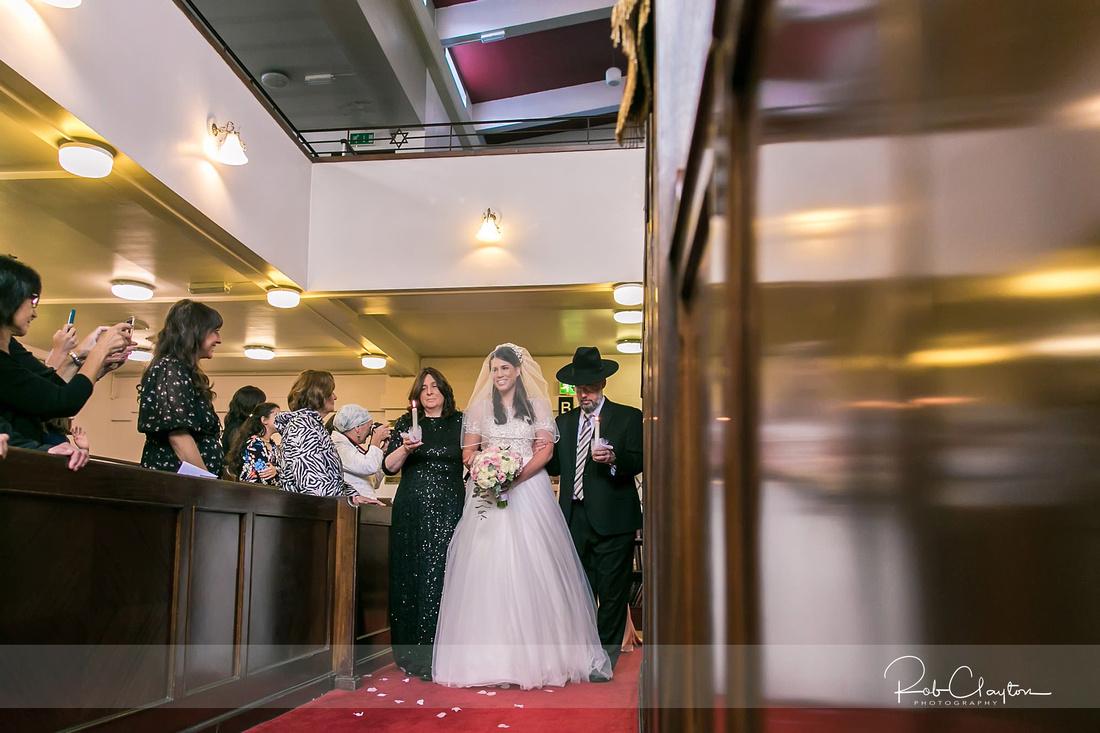 Manchester Jewish Wedding Photographer - Shana & Jonny Blog 29