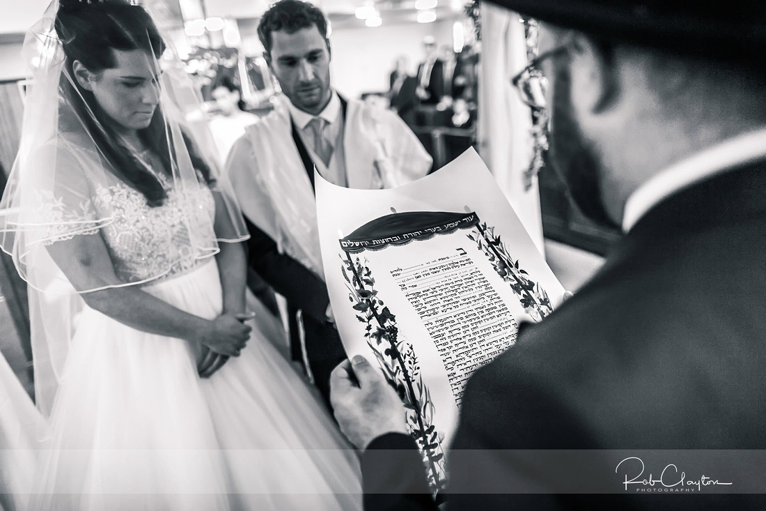 Manchester Jewish Wedding Photographer - Shana & Jonny Blog 35