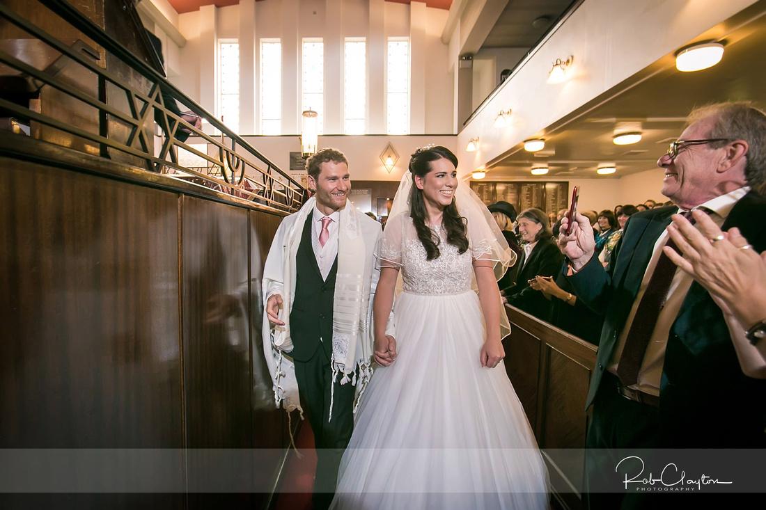 Manchester Jewish Wedding Photographer - Shana & Jonny Blog 39
