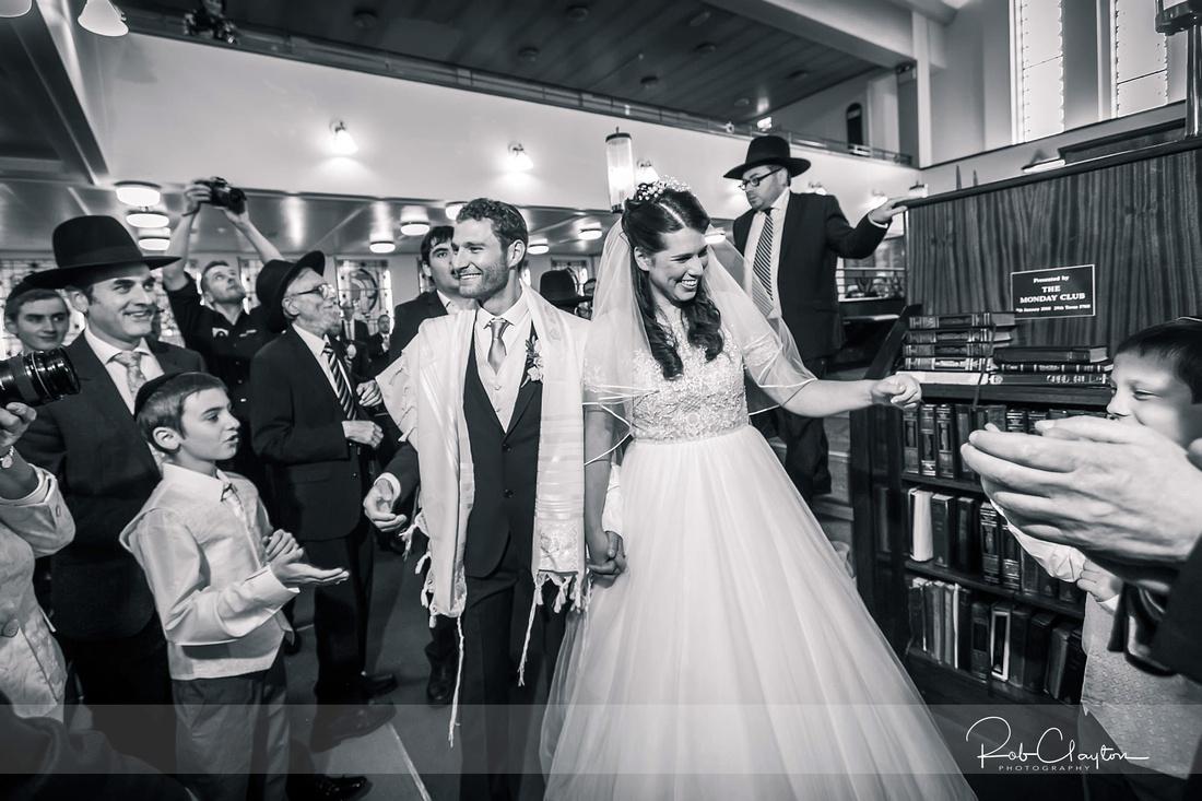 Manchester Jewish Wedding Photographer - Shana & Jonny Blog 42
