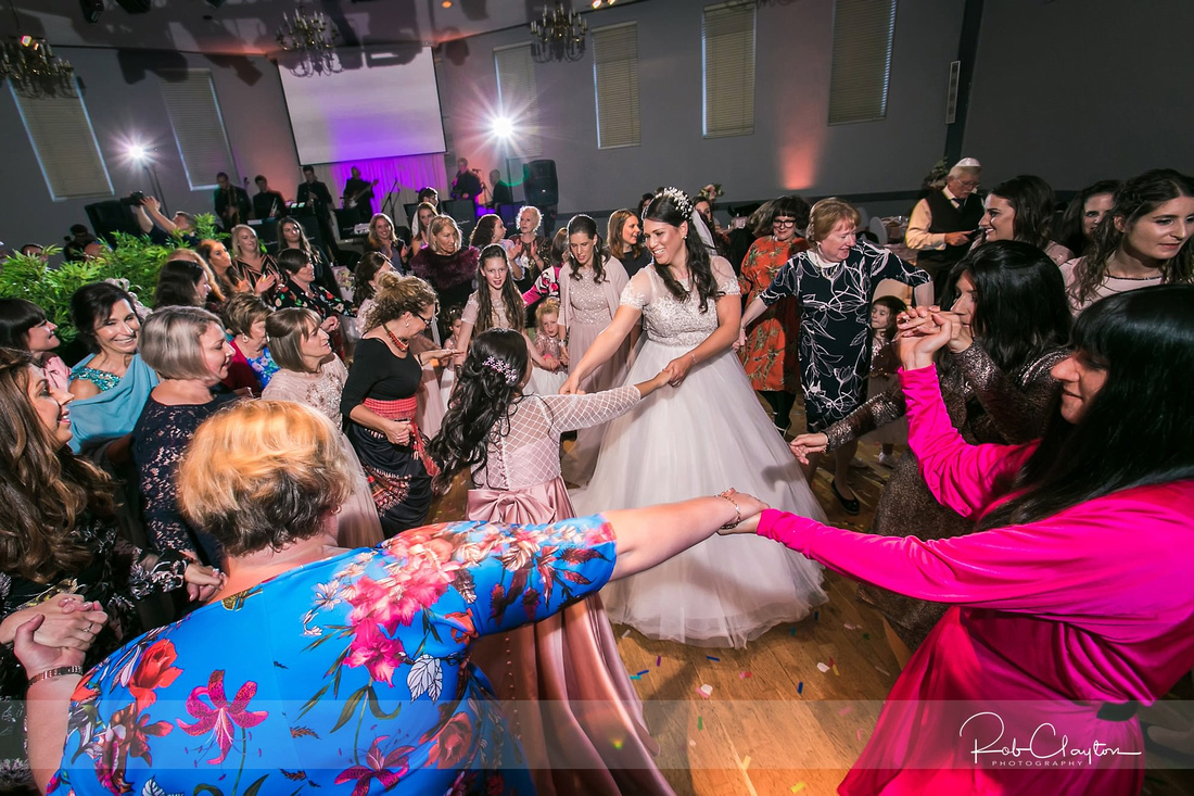 Manchester Jewish Wedding Photographer - Shana & Jonny Blog 62
