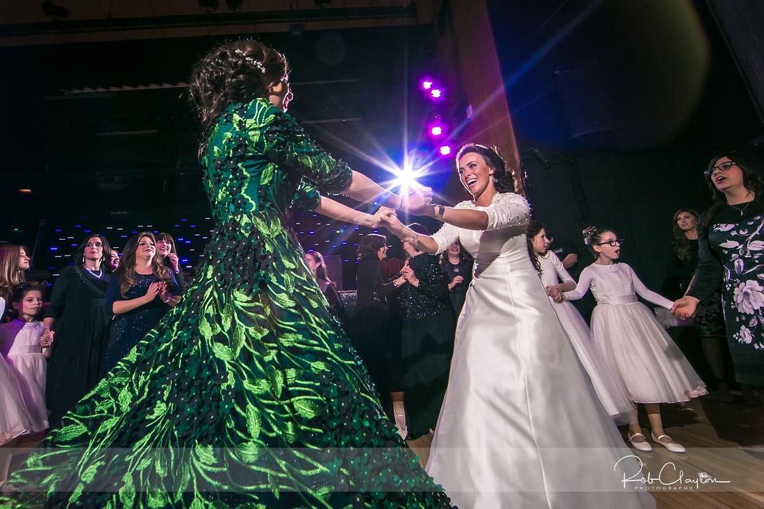 Jewish Manchester Wedding Photographer - Refoel & Faigy Blog 36